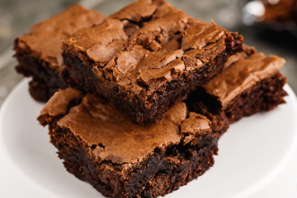 Easy 3 Ingredient Nutella Brownies