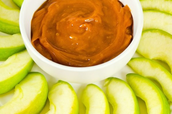 The BEST Easy Caramel Dip & Sauce (Just 3 Ingredients!)