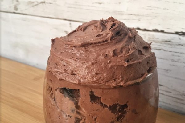 The Easiest Mousse You Will Ever Make