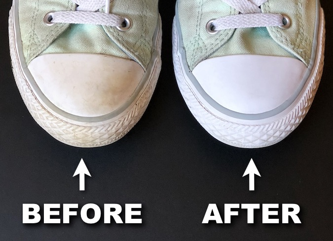 How To Clean My Converse Shoes