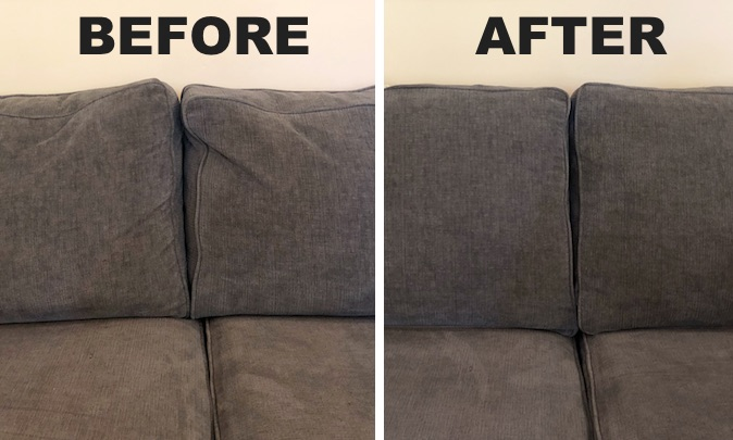 Life Hack How To Fix Saggy Couch Cushions