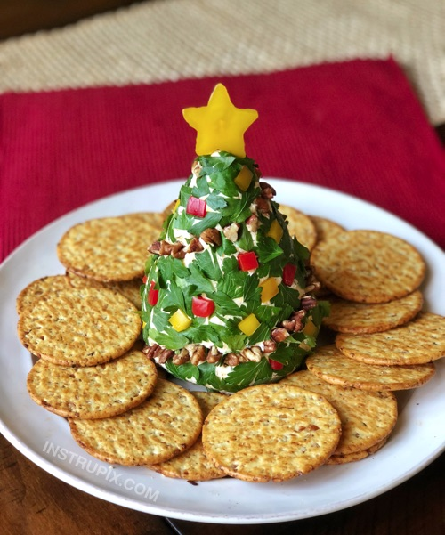 3 Make Ahead Christmas Appetizers (easy & Fun