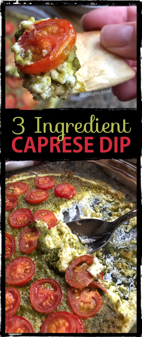 Quick and easy party dip recipe that's cheap and simple to make! This appetizer for a crowd is always a hit! #instrupix #partyfood #appetizers
