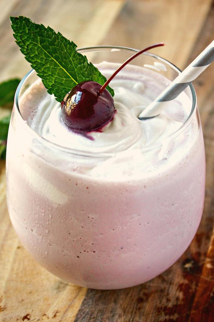 Wine Milkshake Recipe - 8 Fun Ways You Didn't Know You Could Drink Wine