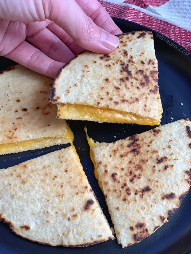 Easy Keto Tortillas Made With Almond Flour Instrupix