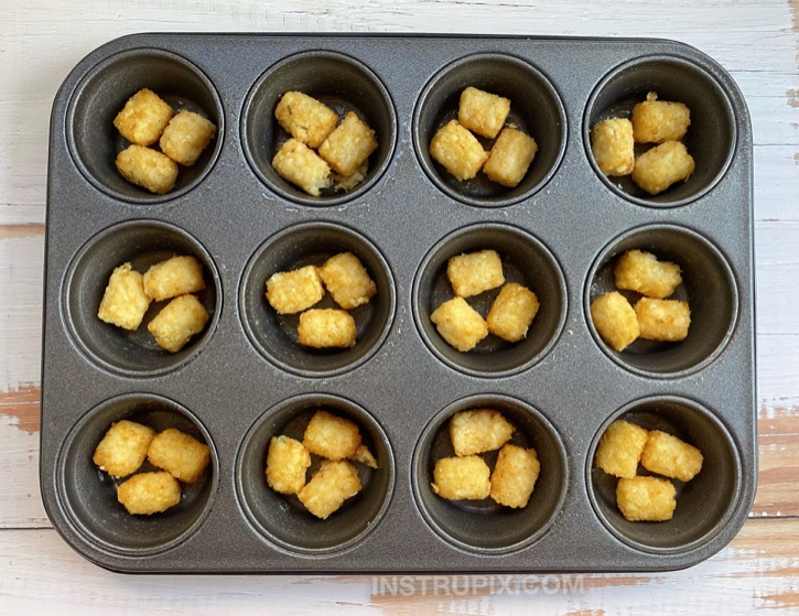 Tater Tot Egg Muffins
